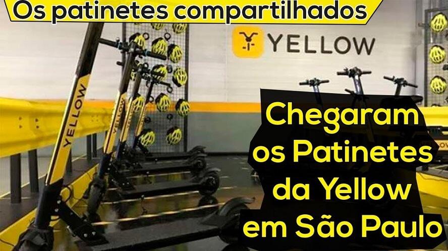 Código Promocional Yellow