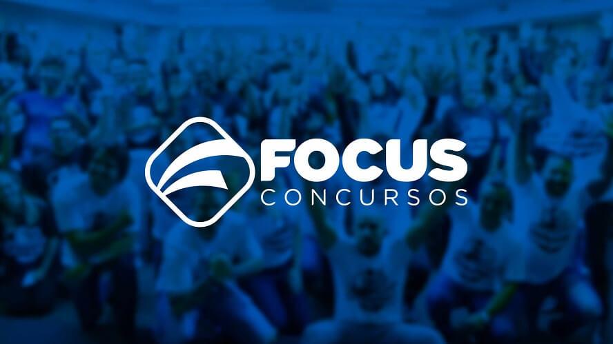 Cupom de desconto Focus Concursos