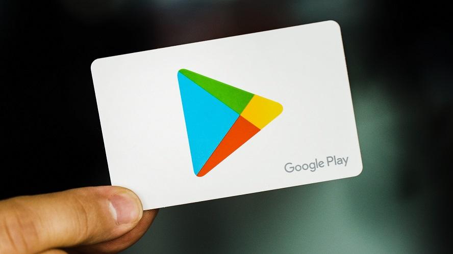 Cupom de desconto Google Play