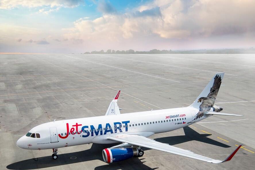 Cupom de desconto Jetsmart