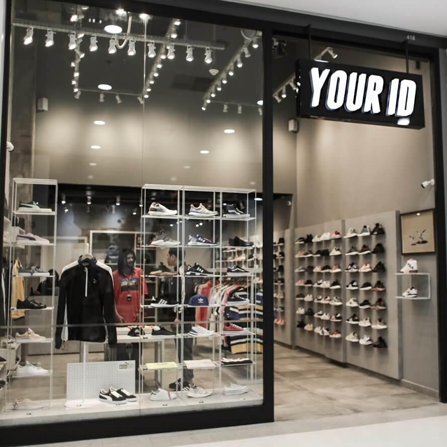 Cupom de desconto Your Id Store