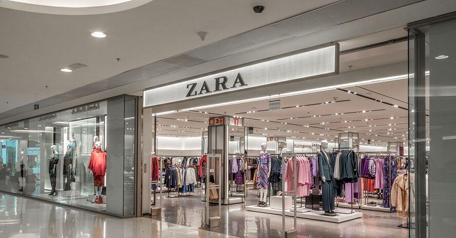 Cupom de desconto Zara