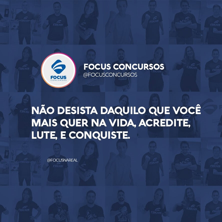 Cupom Focus Concursos