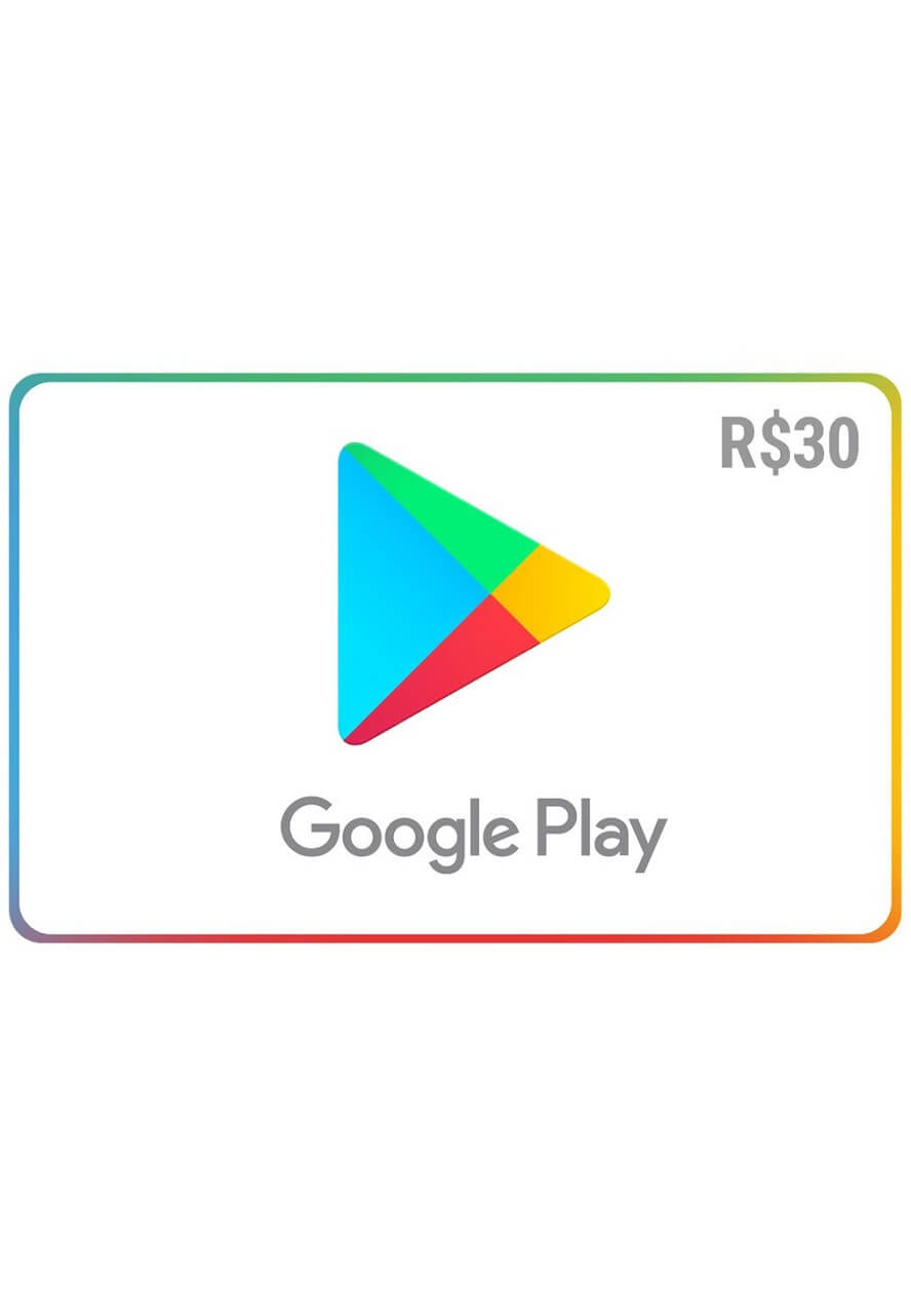 Cupom Google Play