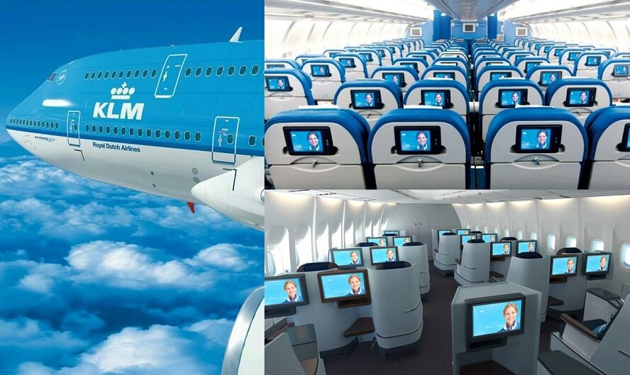 Cupom KLM Airlines