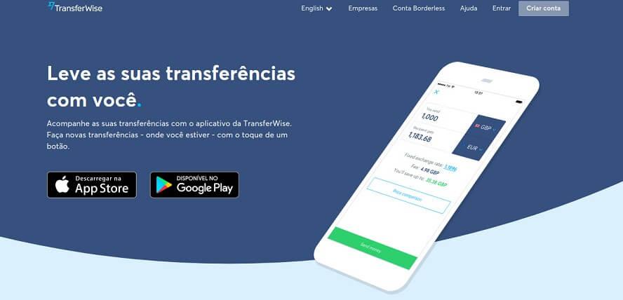 Cupom Transferwise