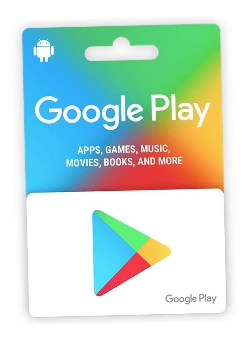 Promocode Google Play