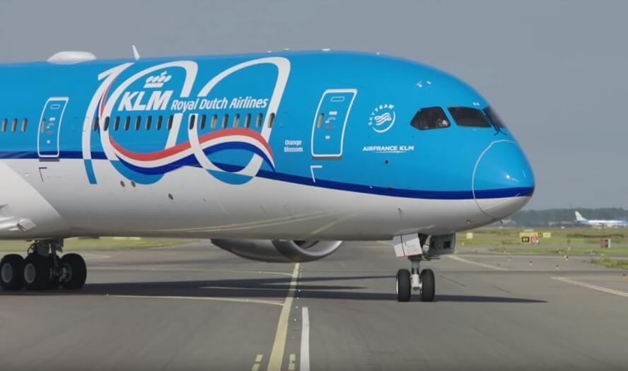 Voucher KLM Airlines
