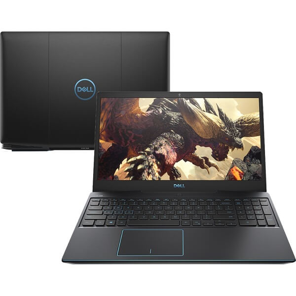Notebook Gamer Dell G3 15 Gaming (G3-3590-A10P)