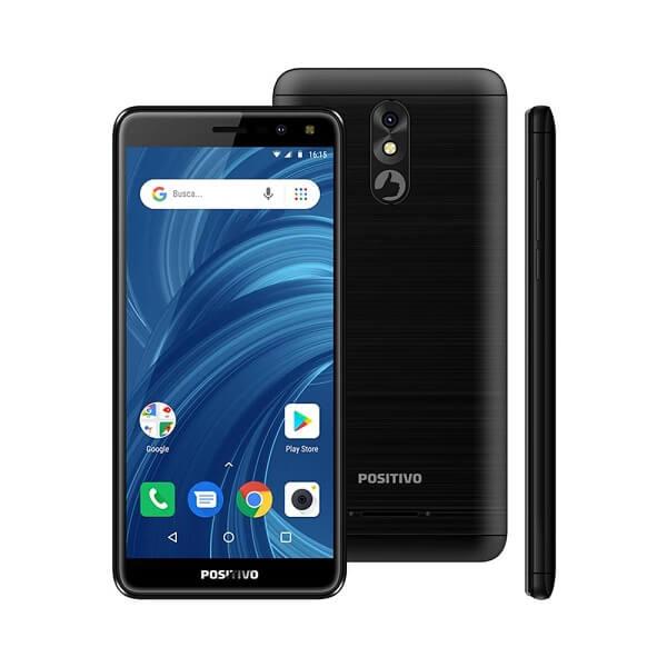 Smartphone Positivo Twist 2 Pro S532