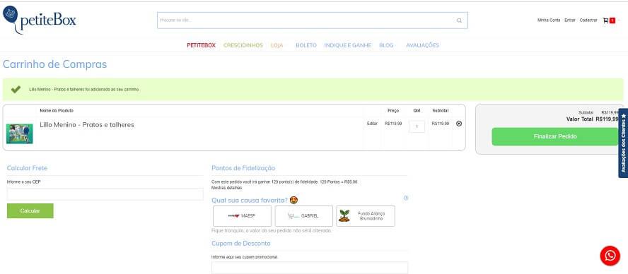Promocode Petitebox
