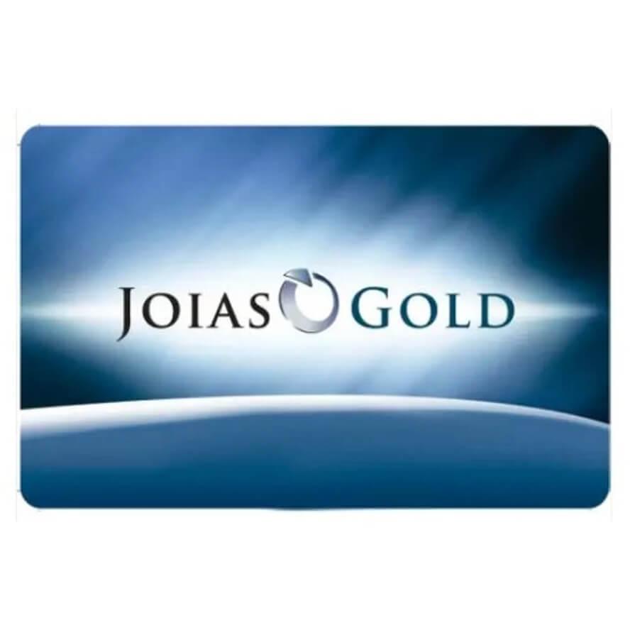 Voucher Jóias Gold