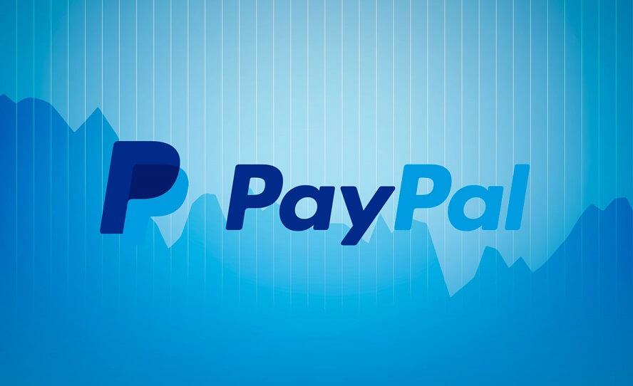 Cupom de desconto Paypal